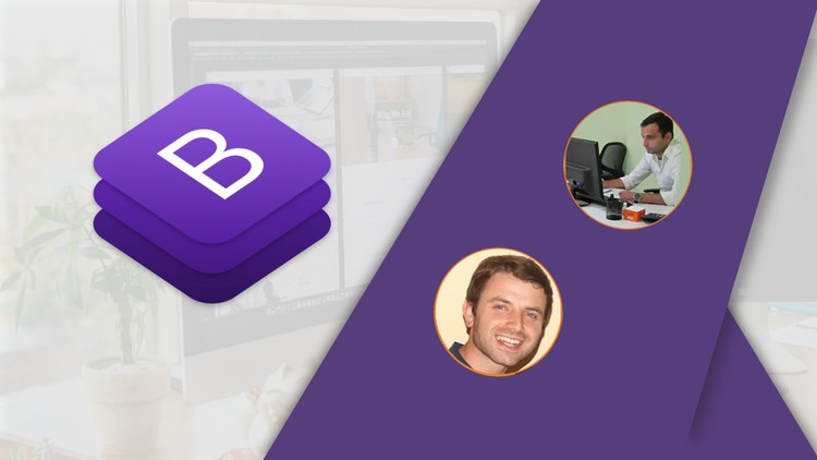 Photo of BOOTSTRAP 4 – CREATE 4 REAL WORLD PROJECTS
