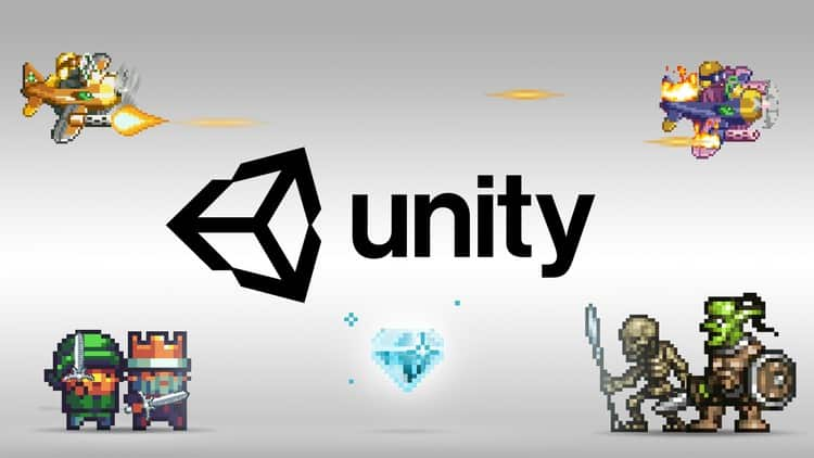 Photo of UNITY: FROM MASTER TO PRO BY BUILDING 6 GAMES