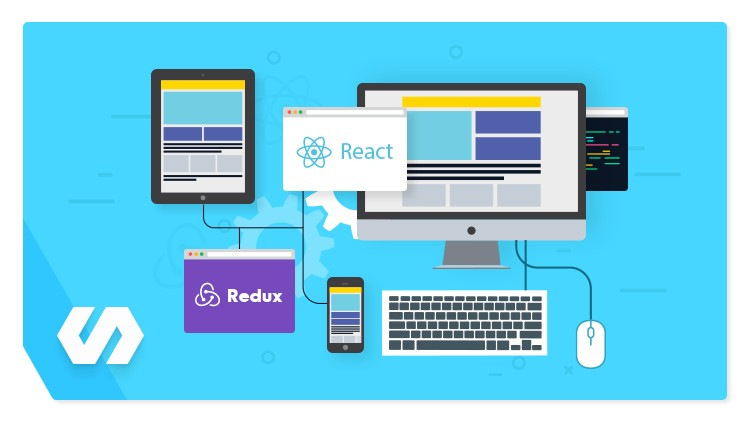 Photo of MODERN REACT WITH REDUX [2019 UPDATE]