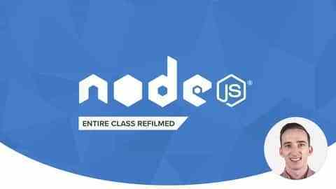 Photo of THE COMPLETE NODE.JS DEVELOPER COURSE (3RD EDITION)