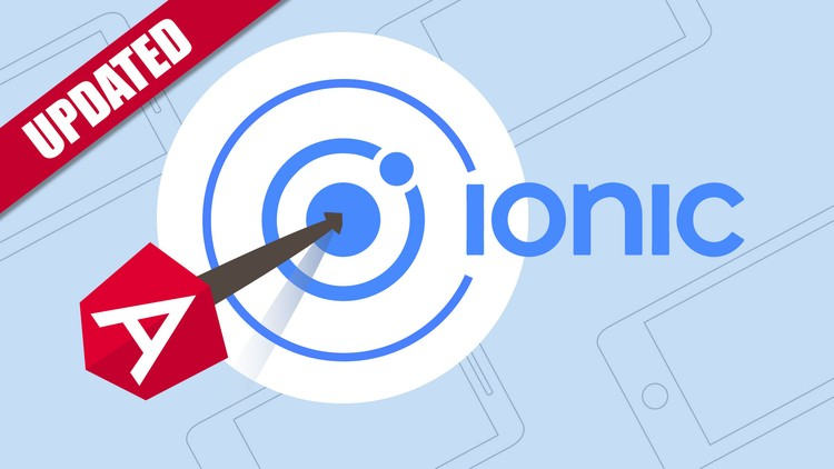 Photo of IONIC 4 – BUILD IOS, ANDROID & WEB APPS WITH IONIC & ANGULAR