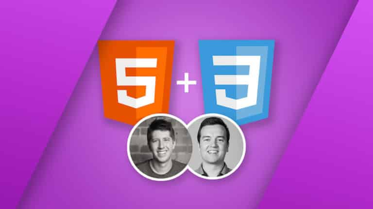 Photo of HTML5 + CSS3 + BOOTSTRAP: THE BEGINNER WEB DESIGN COURSE
