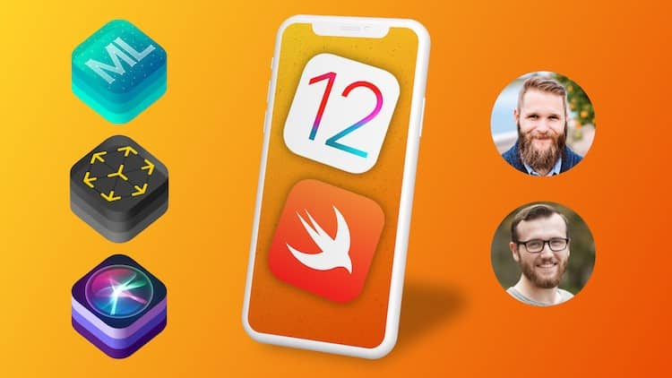 Photo of IOS 12: LEARN TO CODE & BUILD REAL IOS 12 APPS IN SWIFT 4.2