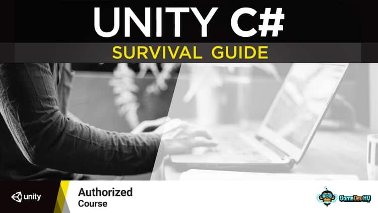 Photo of THE UNITY C# SURVIVAL GUIDE