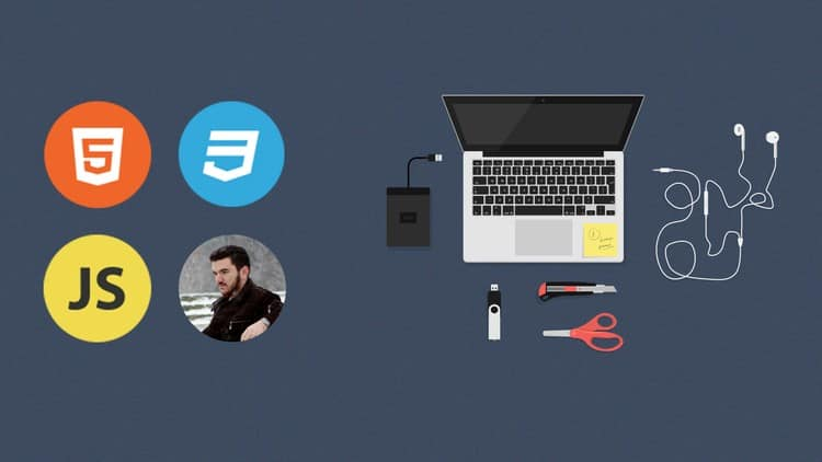 HTML5, CSS3 & JAVASCRIPT WORKSHOP: BUILD 7 CREATIVE PROJECTS