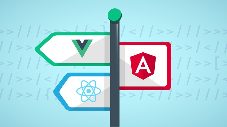 Photo of ANGULAR, VUE JS & REACT DEVELOPER – QUICKSTART & COMPARISON