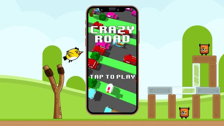 Photo of ANGRY BIRDS, CROSSY ROAD & MORE: GAME DEVELOPMENT IN SWIFT 4