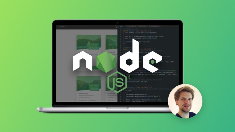 NODE.JS, EXPRESS, MONGODB & MORE: THE COMPLETE BOOTCAMP 2019