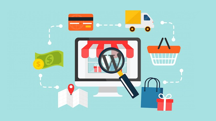 Photo of WORDPRESS + E-COMMERCE MASTERY: BUILD YOUR OWN ONLINE STORE