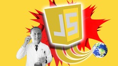 Photo of MONSTER JAVASCRIPT COURSE – 50+ PROJECTS AND APPLICATIONS