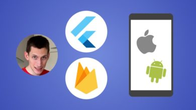 Photo of FLUTTER & FIREBASE: BUILD A COMPLETE APP FOR IOS & ANDROID